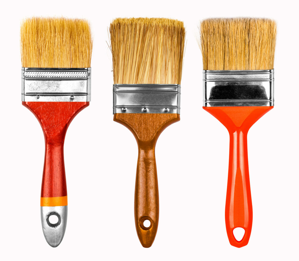 How to choose the right paint brush