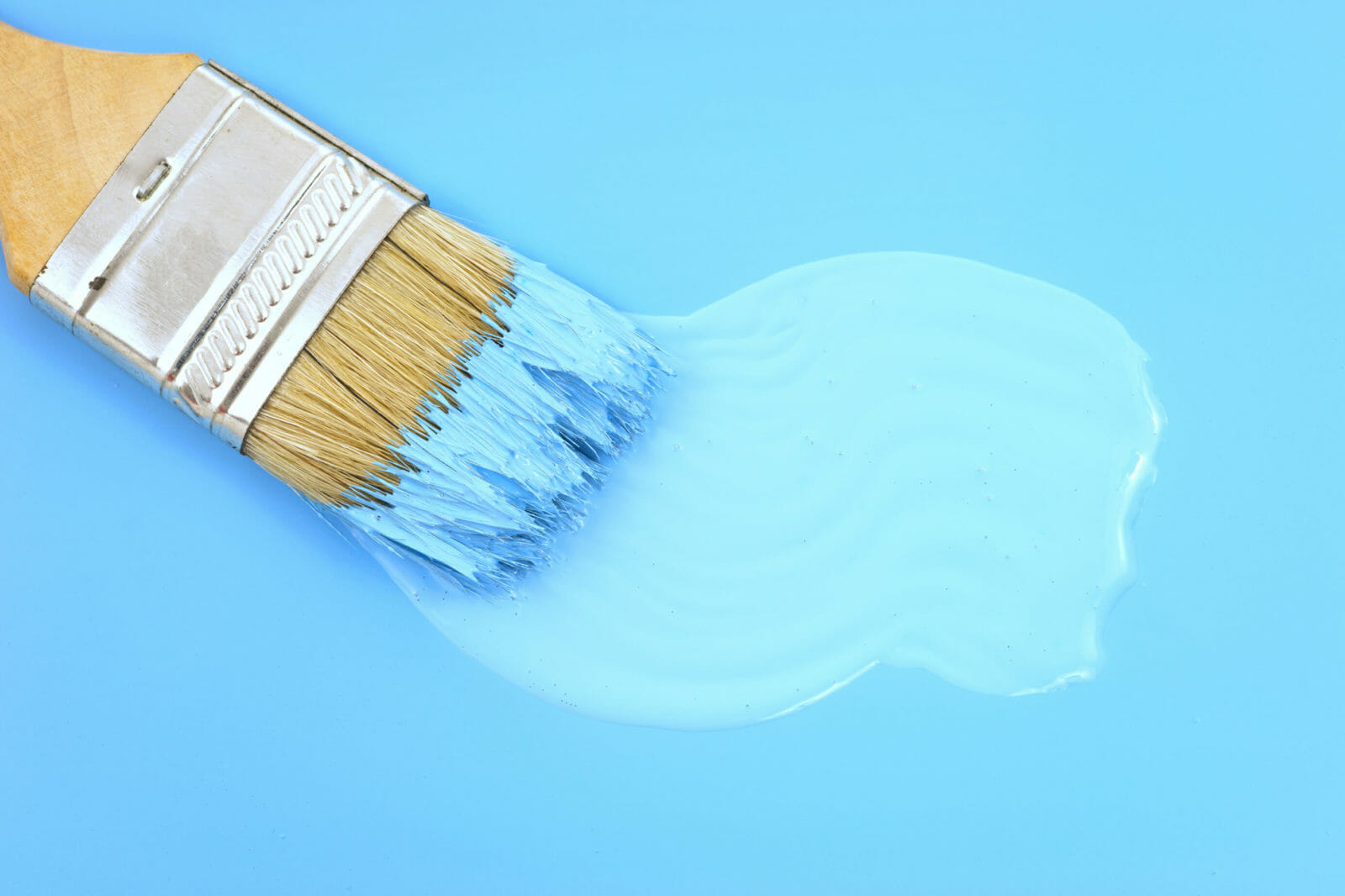 A guide to watching paint dry! Paint drying times for