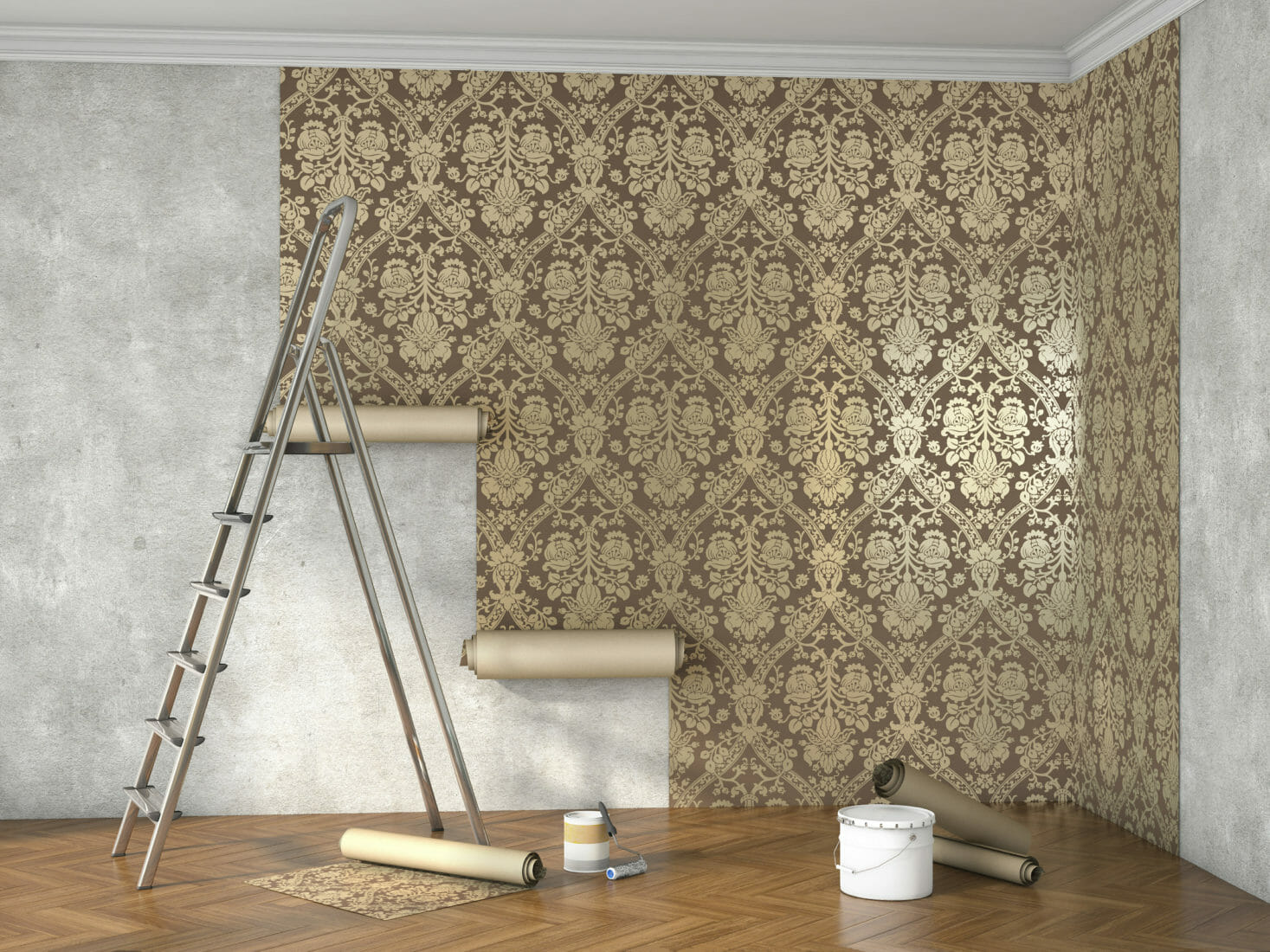 Our guide to wallpaper for every budget