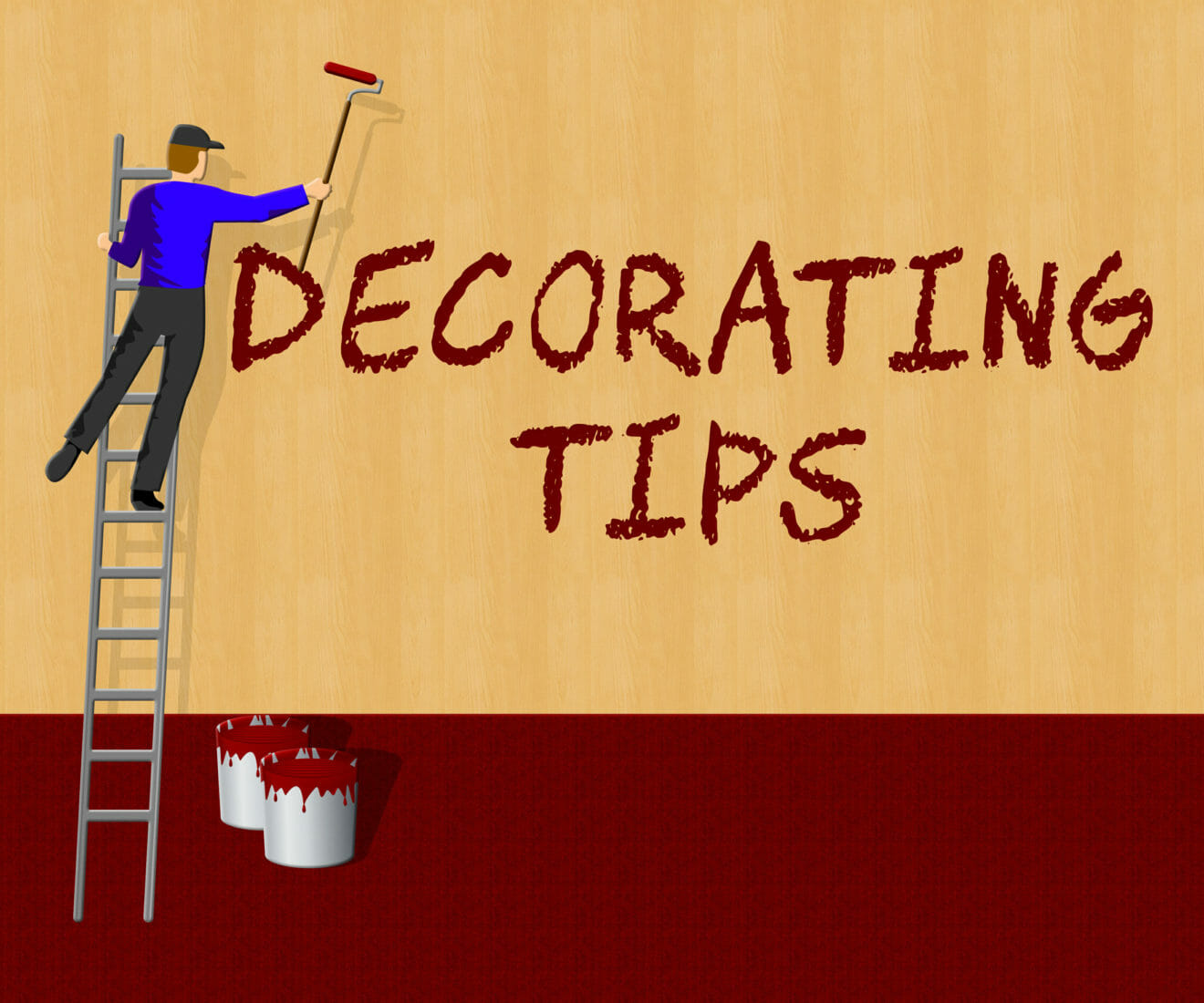 A year of decorating tips from Rushton & Co.